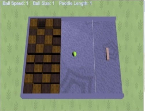 Breakout 3D game